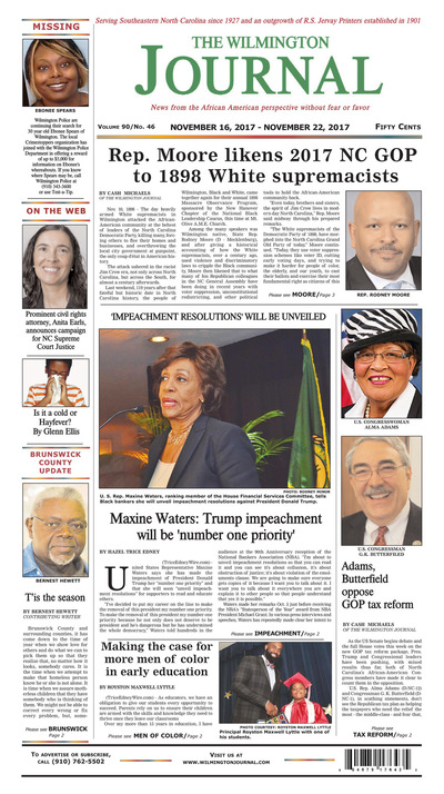 Wilmington Journal - Nov 16, 2017