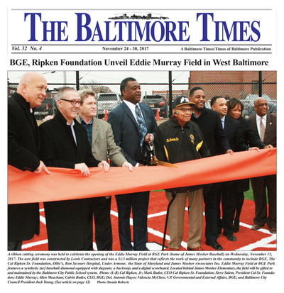 Baltimore Times - Nov 24, 2017