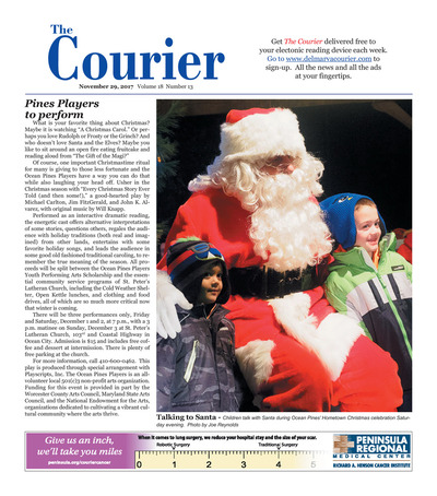 Delmarva Courier - Nov 29, 2017