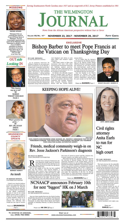 Wilmington Journal - Nov 23, 2017