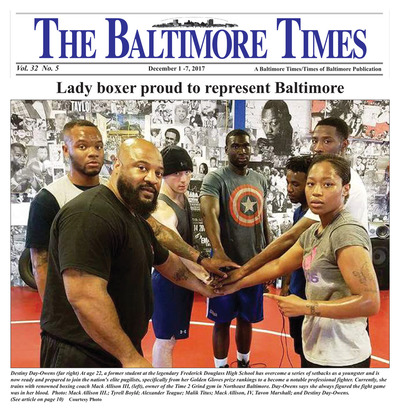 Baltimore Times - Dec 1, 2017