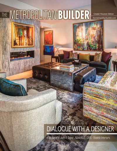Metropolitan Builder - Dialogue with a Designer - Dialogue with a Designer - John R. Taylor