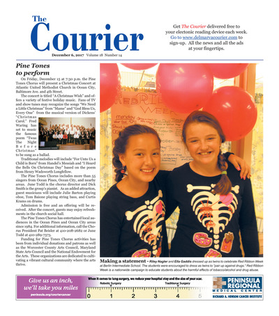 Delmarva Courier - Dec 6, 2017
