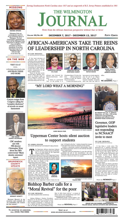 Wilmington Journal - Dec 7, 2017