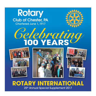 Delco Daily Times - Special Sections - Chester Rotary