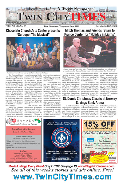 Twin City Times - Dec 14, 2017