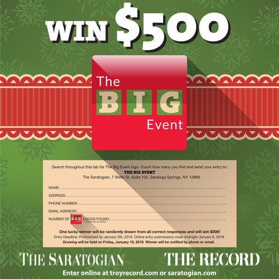 Saratogian - Special Sections - Big Event