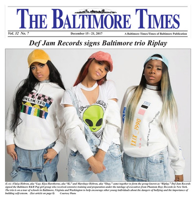 Baltimore Times - Dec 15, 2017
