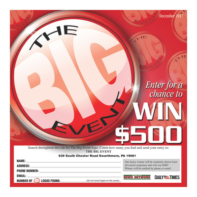 Delco Daily Times - Special Sections - Delco Big Event