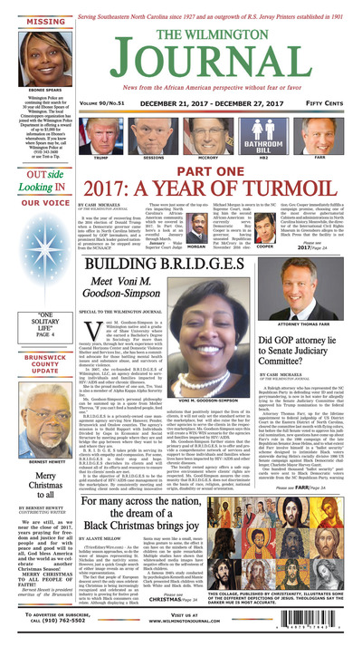 Wilmington Journal - Dec 21, 2017