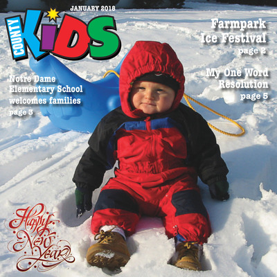 News-Herald - Special Sections - County Kids - Jan 2018