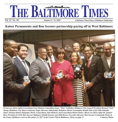 Baltimore Times - Jan 5, 2018