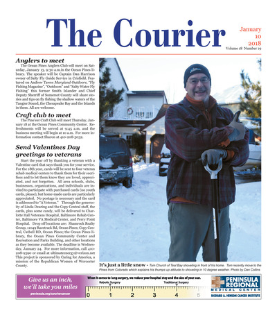 Delmarva Courier - Jan 10, 2018