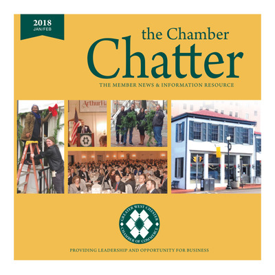 Daily Local - Special Sections - Chamber Chatter - Jan 2018