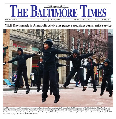 Baltimore Times - Jan 19, 2018