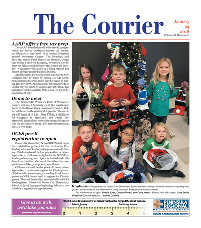 Delmarva Courier - Jan 24, 2018