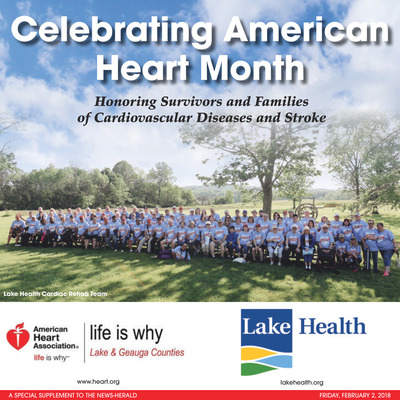 News-Herald - Special Sections - American Heart Association