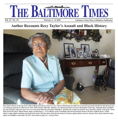 Baltimore Times - Feb 2, 2018