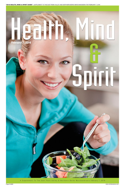 East Penn Valley Merchandiser - Health, Mind & Spirit 2018