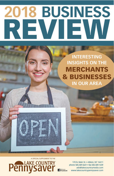 Lake Country Pennysaver - 2018 Business Review