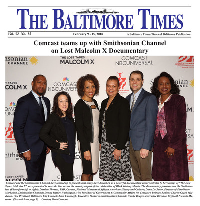 Baltimore Times - Feb 9, 2018