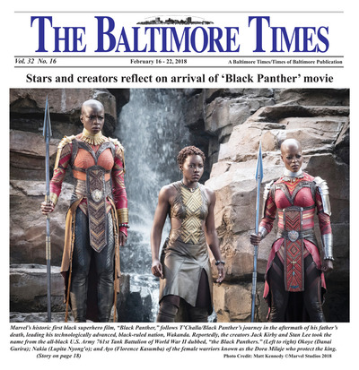 Baltimore Times - Feb 16, 2018