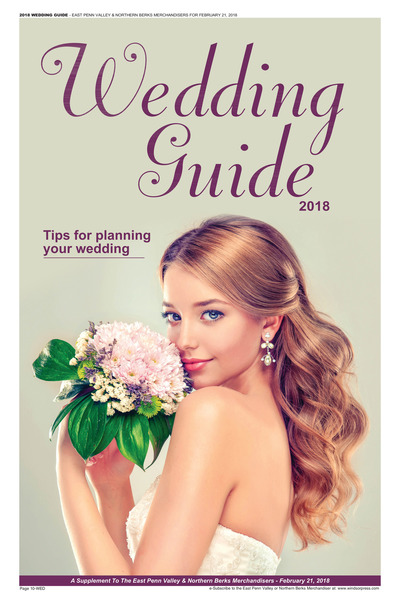 East Penn Valley Merchandiser - Wedding Guide