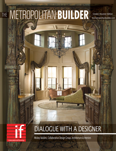 Metropolitan Builder - Dialogue with a Designer - Mickey Bufalini