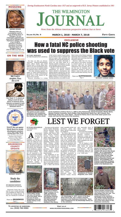 Wilmington Journal - Mar 1, 2018