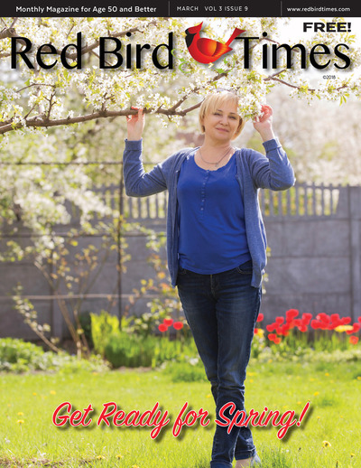 Red Bird Times - March 2018
