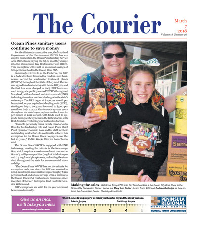 Delmarva Courier - Mar 7, 2018