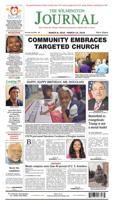 Wilmington Journal - Mar 8, 2018