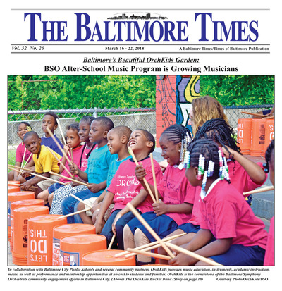 Baltimore Times - Mar 16, 2018