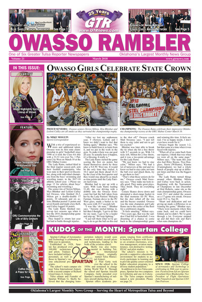 Owasso Rambler - March 2018
