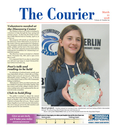 Delmarva Courier - Mar 21, 2018
