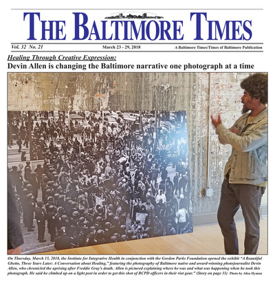 Baltimore Times - Mar 23, 2018