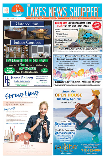 Lakes News Shopper - Mar 27, 2018