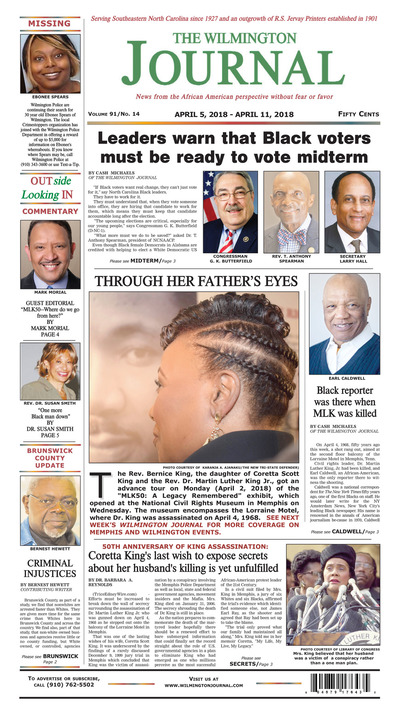 Wilmington Journal - Apr 5, 2018