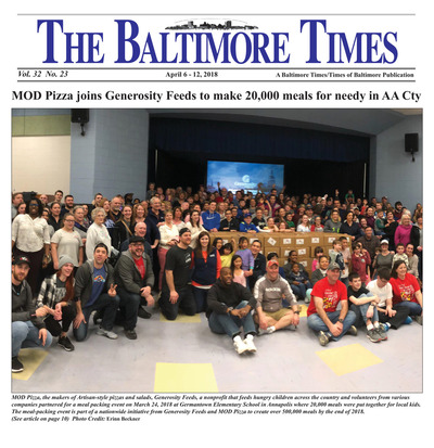 Baltimore Times - Apr 6, 2018