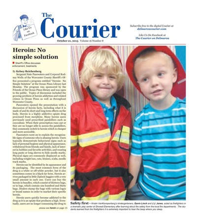 Delmarva Courier - Oct 21, 2015