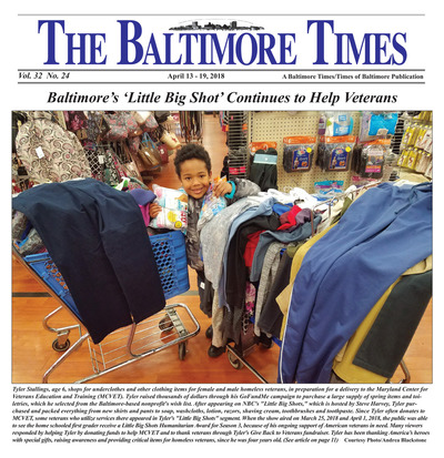 Baltimore Times - Apr 13, 2018