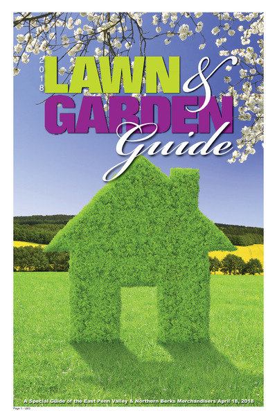East Penn Valley Merchandiser - Lawn & Garden Guide 2018
