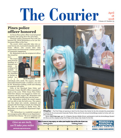 Delmarva Courier - Apr 18, 2018