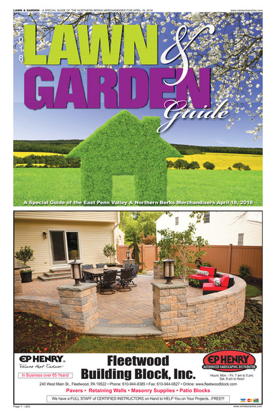 Northern Berks Merchandiser - Lawn & Garden Guide 2018