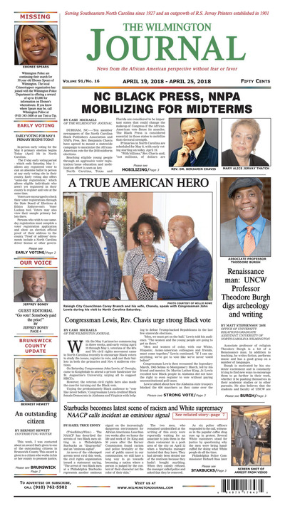 Wilmington Journal - Apr 19, 2018