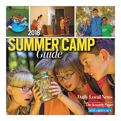 Daily Local - Special Sections - Summer Camp Guide 2018