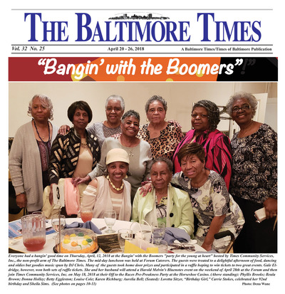 Baltimore Times - Apr 20, 2018