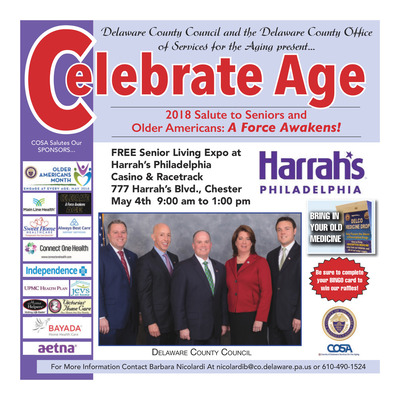 Delco Daily Times - Special Sections - COSA - Celebrate Age 2018