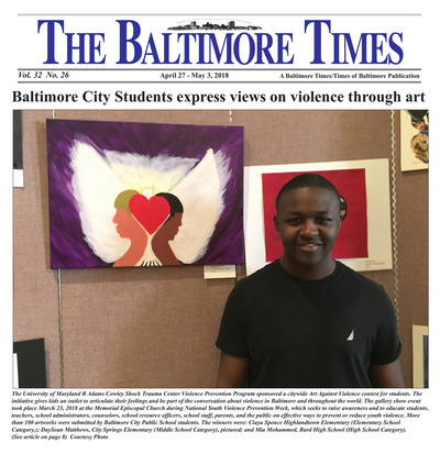 Baltimore Times - Apr 27, 2018