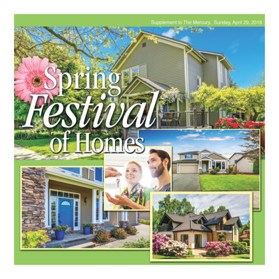 Pottstown Mercury - Special Sections - Spring Festival of Homes